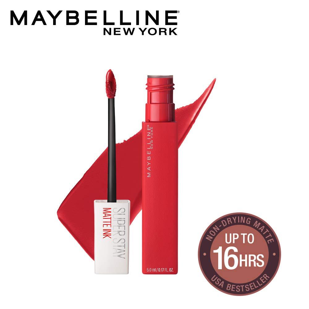 Maybelline-New-York-Super-Stay-Matte-Ink-Liquid-Lipstick thumbnail 15