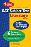 img - for SAT Subject Test : Literature (SAT PSAT ACT (College Admission) Prep) book / textbook / text book