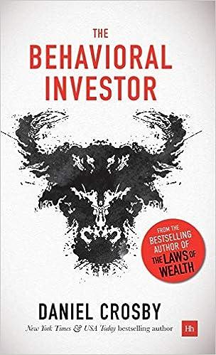 The Behavioral Investor: Daniel Crosby: 9780857196866