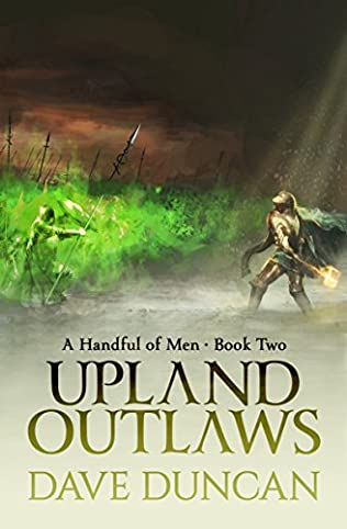 book cover of Upland Outlaws
