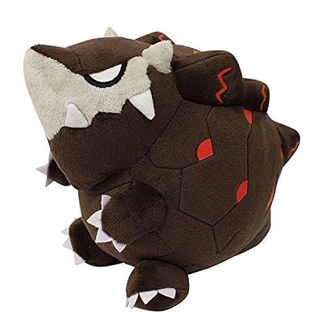 Capcom Monster Hunter World Plush Figure Zorah Magdaros 20 cm Peluches: Amazon.es: Juguetes y juegos