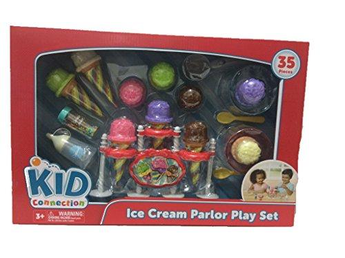 Ice Cream Parlor Play Set
