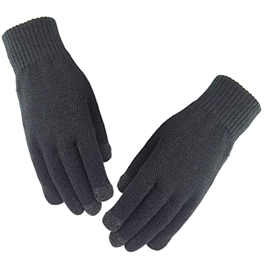 Adult Unisex Adults Thermal Magic GLOVES With Grip Soft Comfortable Fits All LOT