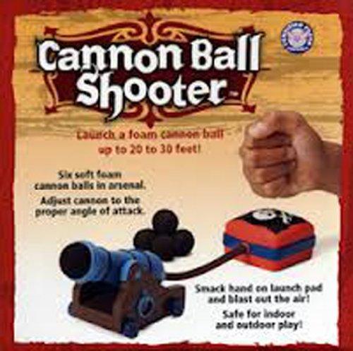 Hog Wild Toys Cannon Ball Shooter