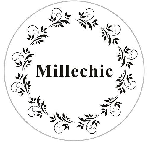 Millechic Cat Ear Stud Earrings Freshwater Cultured Pearl Stud Earrings Sterling Silver Ear Studs by milleChic (Image #2)