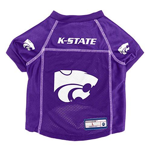 - NCAA Kansas State Wildcats Pet Jersey, XL