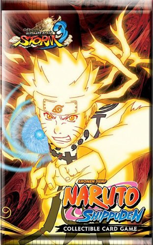 Amazon.com: Naruto Shippuden Card Game Ultimate Ninja Storm ...