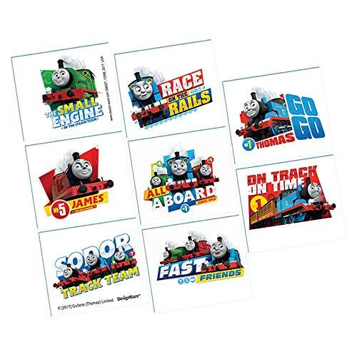 Thomas the Tanks Engine Trains Childrens Birthday Party