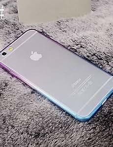 YULIN alta calidad que cambian gradualmente contraportada del color para el iphone 6 (colores surtidos) , 5#