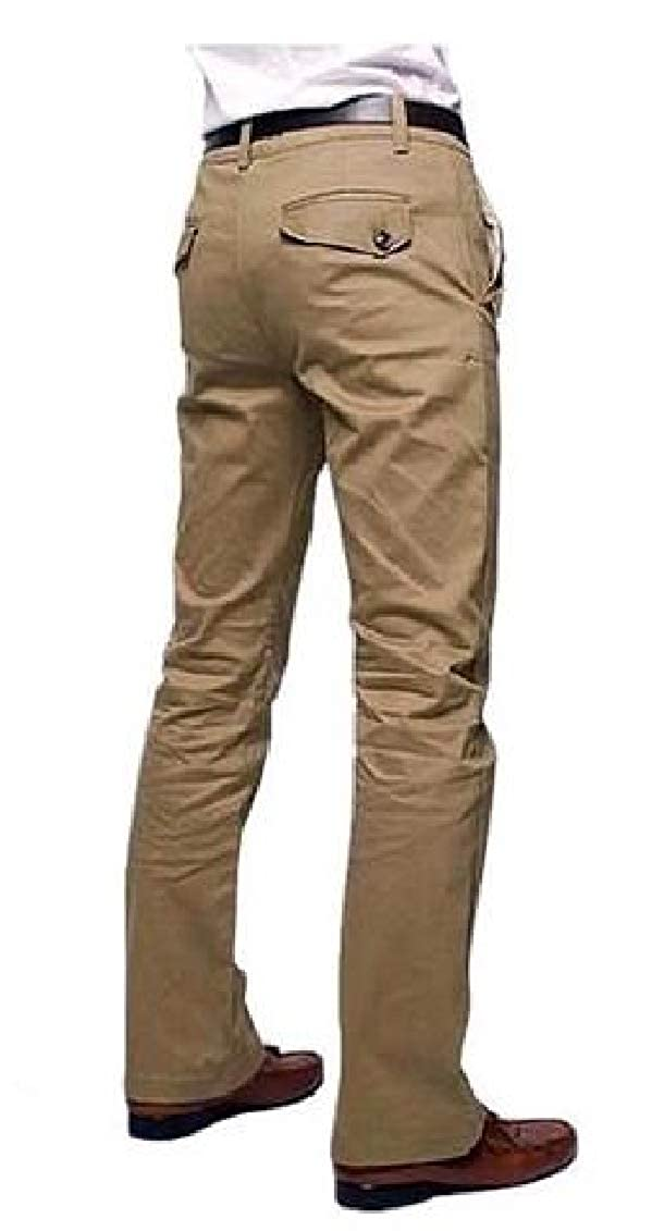 Sweatwater Mens Harem Slim Trousers Cotton Pure Color Jogger Pants