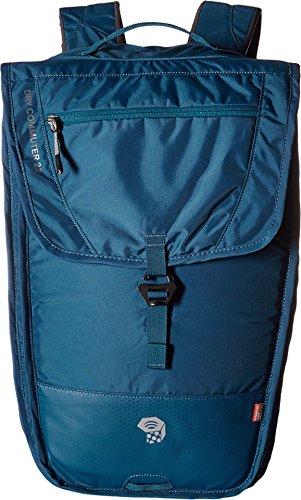 Mountain Hardwear Unisex DryCommuter 22L OutDry Phoenix Blue Backpack (Blue Phoenix Laptop)