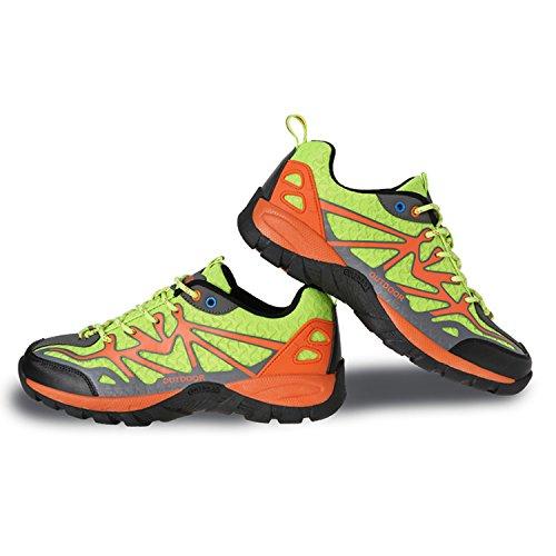 (クライン) KLYWOO トレイルランニングシューズ 登山靴 トレッキングシューズ メンズ レデイース 男女兼用 通気性 四季通用