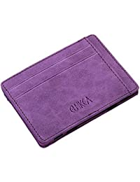 Mens Magic Wallet - the Original - Slim Wallet, RFID Blocking Wallet