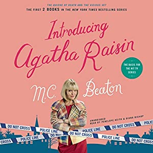 Introducing Agatha Raisin Audiobook