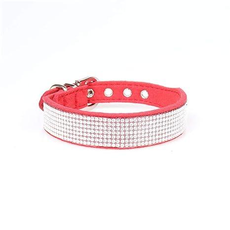 Lamzoom Pet - Pack de Collares para Gato/Perro, Ajustables, para Perros,