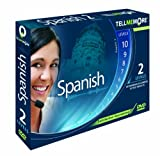 Tell Me More Spanish Performance Version 9 (2 Levels) [OLD VERSION]