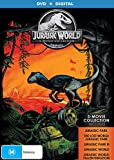 Jurassic Park / Jurassic World 5 Movie Collection | NON-USA Format | PAL Region 4 Import - Australia
