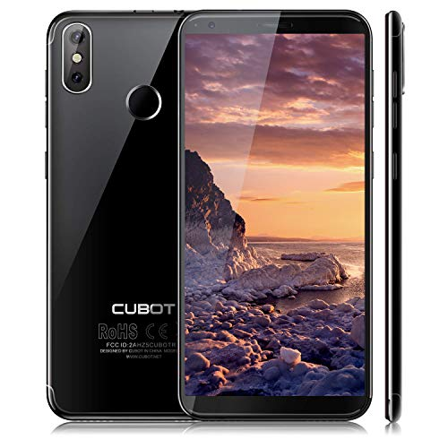 (CUBOT R11 Android 8.1 Smartphone Unlocked 2019, 3G Dual SIM Cellphone, 5.5