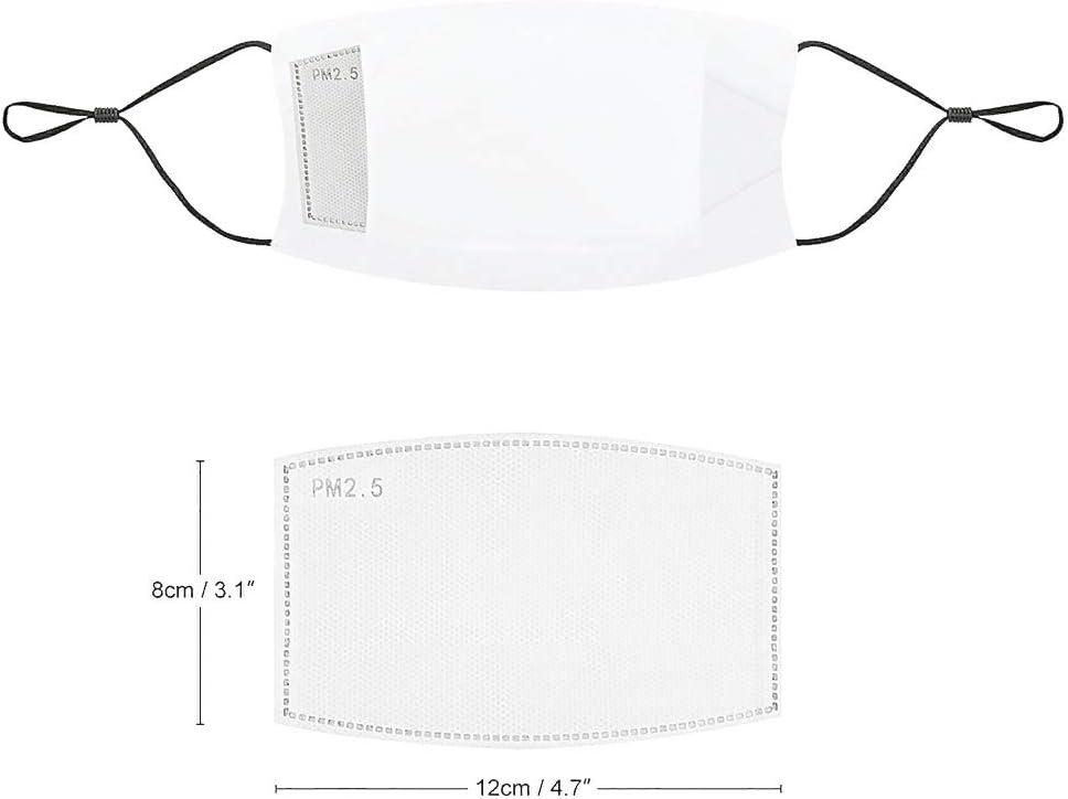 Coupe-vent Mouth Cover Tuulilinana Masque de protection pour le visage pour adulte Lavable