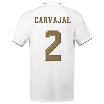 Camiseta de fútbol for Hombre Daniel Carvajal # 2 -Fans ...