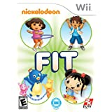 Nickelodeon Fit - Wii Standard Edition