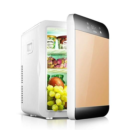 Refrigerador del coche, dormitorio congelador doméstico pequeño 33 ...