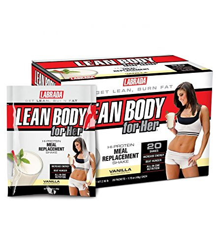 - Lean Body for Her, Delicious Soft Vanilla Ice Cream