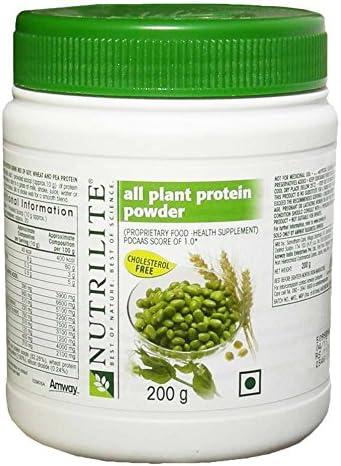 Amway NUTRILITA Proteína Todas las Plantas 200 Grm