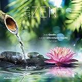Alpha Edition 19.0116 Calendario da Muro 2019 - Zen, 30x30 cm, Multicolore