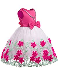 Flower Girls Wedding Dresses Kids Pageant Dress