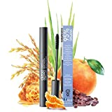 Dizao Organics: 95% Organic Moisturizing Black Mascara with Organic Extract of Rice Brans and Coffee Beans