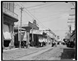 Photo: Calle Galleano,commercial facilities,buildings,La Casa Grande,Havana,Cuba,1900