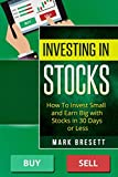 img - for Investing In Stocks: How To Invest Small and Earn Big with Stocks in 30 Days or Less book / textbook / text book