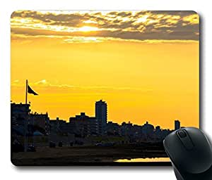 After Sunrise In Jesolo Italy Mouse Pad Desktop Laptop Mousepads Comfortable Office Mouse Pad Mat Cute Gaming Mouse Pad