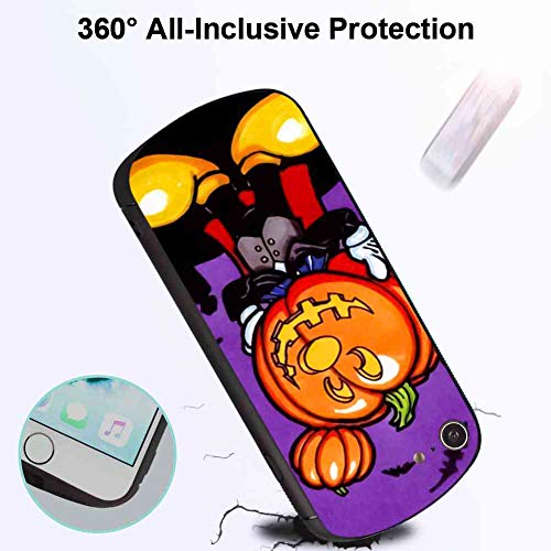 Phone Shell Case for iPhone 7/8 (4.7inch) Free Mickey Mouse Halloween -