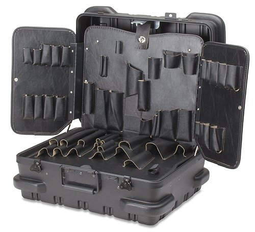 564 Spc 9 Inch Black Military Tool Case W/ Wing Pallet, Spc81Mlb (Tool Pallet Wing)
