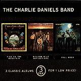 3 Pak: Fire on Mountain / Million Mile / Full Moon by Charlie Daniels
