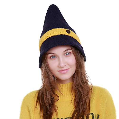 DongDong ♫2018 Women Fashion Hat Winter Warm Bandage