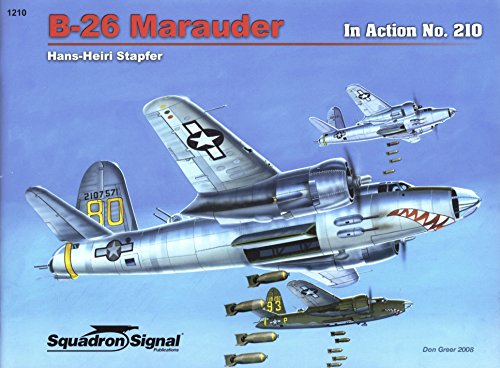 B-26 Marauder in action - Aircraft No. 210 for sale  Delivered anywhere in USA