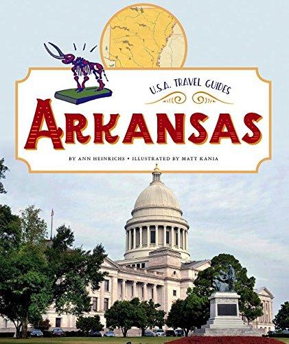 Arkansas (U.S.A. Travel Guides)