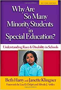 overrepresentation of minority students in special education programs Disproportionality is over-representation of minority students identified with a  learning disability or other type of disability under the idea.