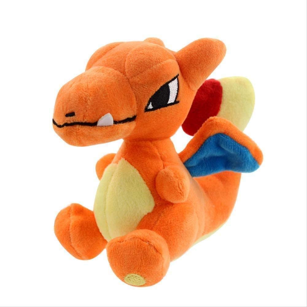 INGFBDS Juguete de Peluche 15cm Naranja Dragon Movie Doll Cute Kids Soft Toys