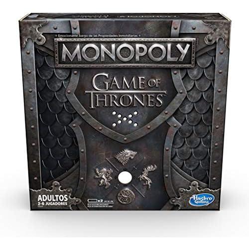 chollos oferta descuentos barato Monopoly Juego de Tronos versión Española Hasbro E3278105