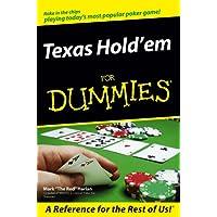 Texas Hold'em For Dummies