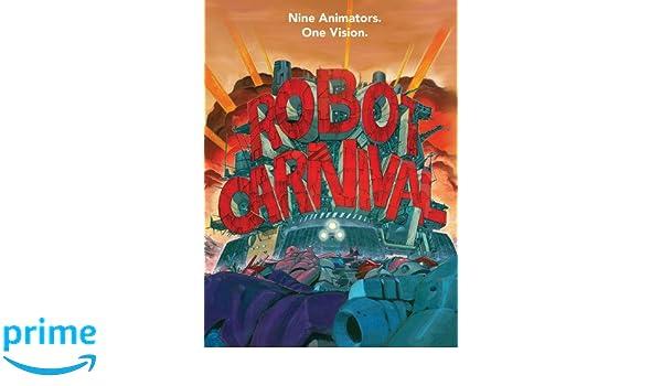 Robot Carnival [Edizione: Stati Uniti] [Italia] [DVD ...