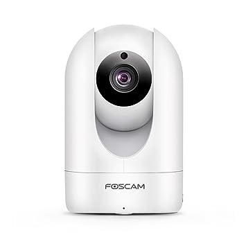 Foscam 4MP/2K Wireless Security Camera, Indoor 2 4/5GHz WiFi Smart Home  Camera,Human/Motion/Sound Detection, Free APP/Cloud, 2-Way Audio, Pan/Tilt,