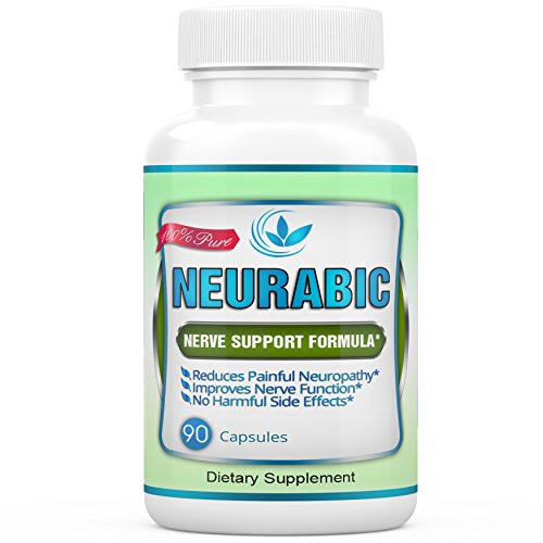 Neuropathy Nerve Support Formula Nutritional product image