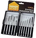 Precision Screwdriver Set Mini Glasses Repair Kit Micro Jewellers Tools 11pc