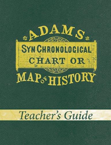 (Adam's Chart of History Teacher's Guide)