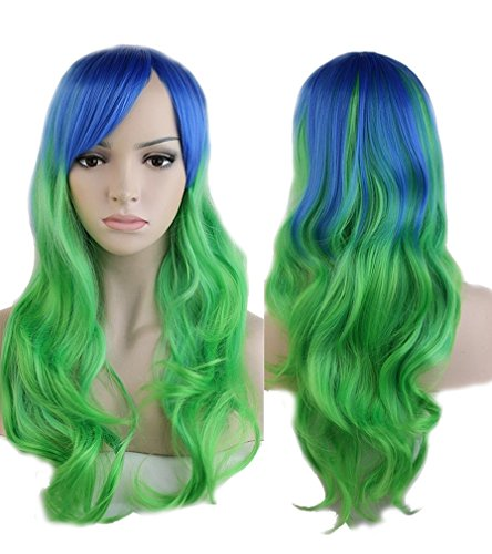 28-70cm-Heat-Resistant-Synthetic-Wig-Japanese-Kanekalon-Fiber-Full-Wig-with-Bangs-Long-Straight-Full-Head-for-Women-Girls-Lady-Fashion-and-Beauty